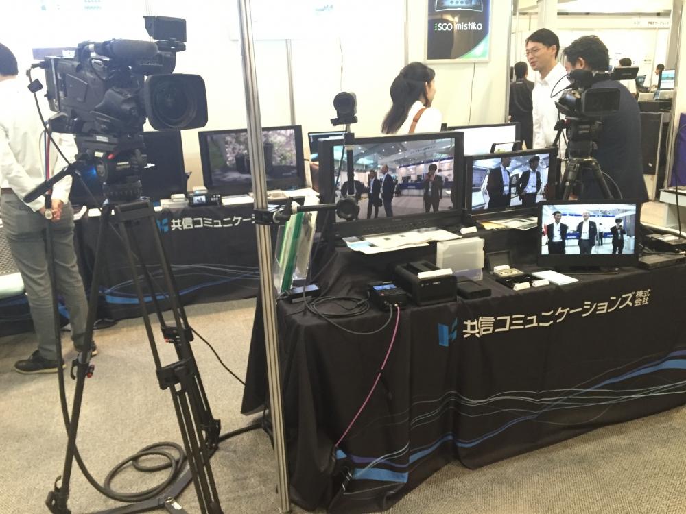 関西放送機器展